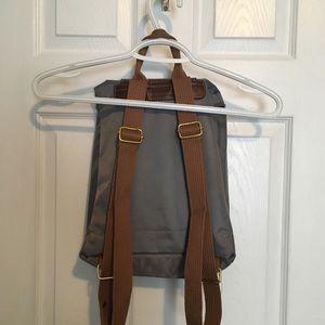 Longchamp mini backpack